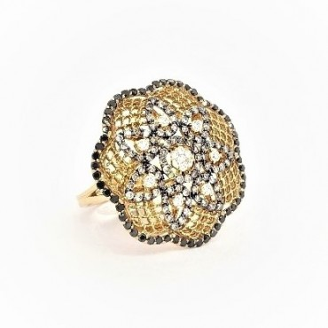 Honeycomb ring5
